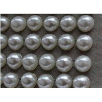 Self-adhesive pearls 6 mm - 0007 Emb